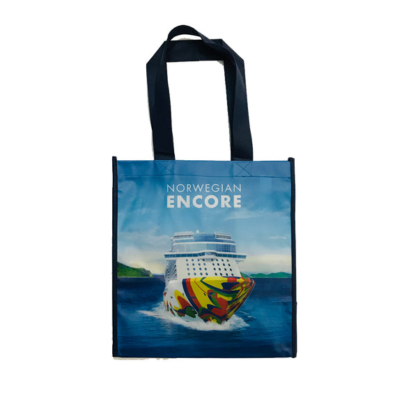 Norwegian ENCORE Tote Bag