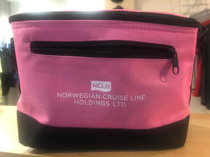 NCLH Breast Cancer Awareness Poly insulated cooler bag