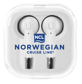 NCL Wireless Earbuds and Charging Case