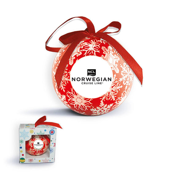 NCL Shatterproof Ball Ornament with Gift Box