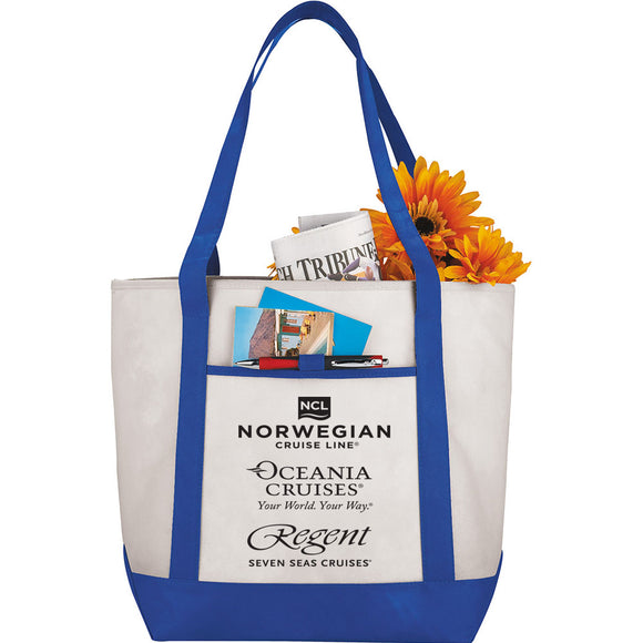 NCL, Regent & Oceania Non-Woven Boat Tote