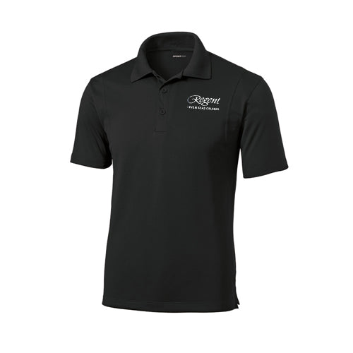 Regent Men's Micropique Sport-Wick® Polo