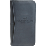 NCL Navy Travel Wallet