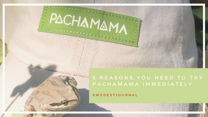 Buy Enjoy Pachamama at Modest Hemp Co.