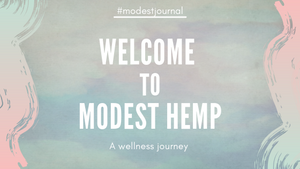 Welcome to Modest Hemp Co.
