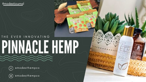 The Ever Innovating Pinnacle Hemp