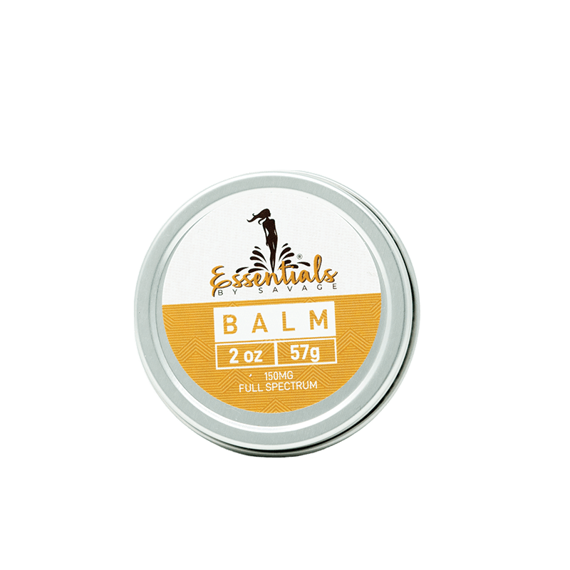 Savage Essentials CBD Topical- Balm