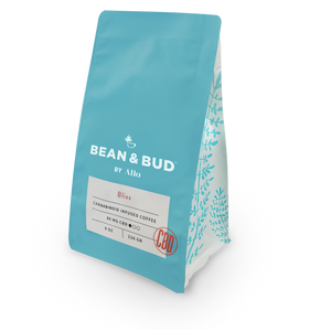 Bliss CBD Coffee by Bean & Bud at Modest Hemp