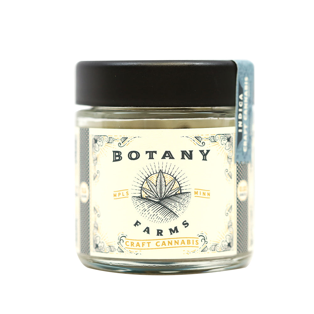 Botany Farms CBD Hemp Flower- Cats Meow at Modest Hemp Co.