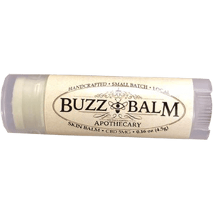 Buzz Balm from The Brother's Apothecary at Modest Hemp Co.