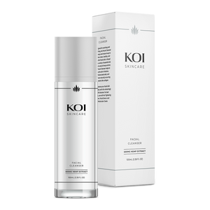 Koi CBD Skincare - Facial Cleanser at Modest Hemp Co.