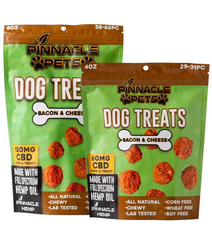 Pinnacle CBD Pet Treats - Dog - for sale Modest Hemp Co.
