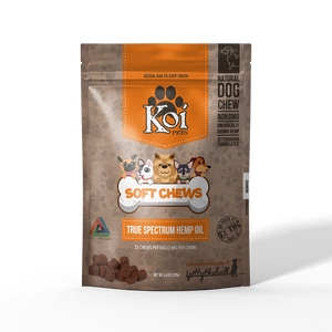 Koi CBD Pet Chews for sale at Modest Hemp Co.