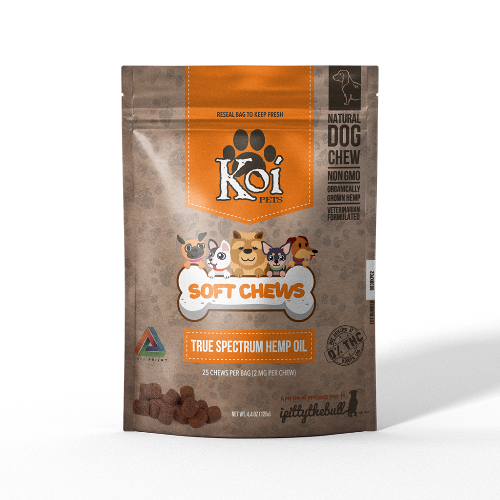 Koi CBD Pet Chews at Modest Hemp Co.
