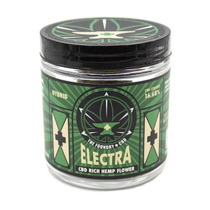 Foundry CBD Hemp Flower - Electra