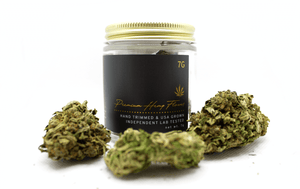 Primary Jane CBD Hemp Flower - Early Girl