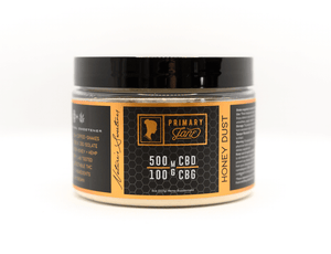 Primary Jane CBD Honey Dust + CBG