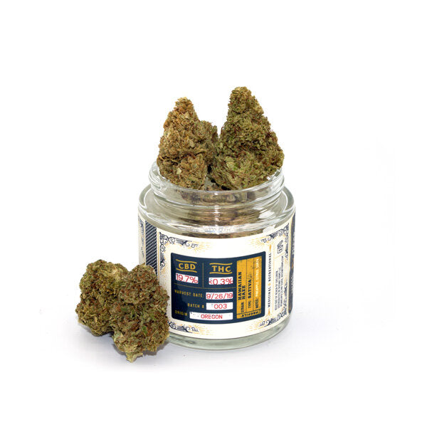 Botany Farms CBD Hemp Flower - Hawaiin Haze at Modest Hemp Co.
