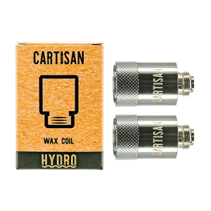 Cartisan Hydro Wax Coils for sale at Modest Hemp Co.
