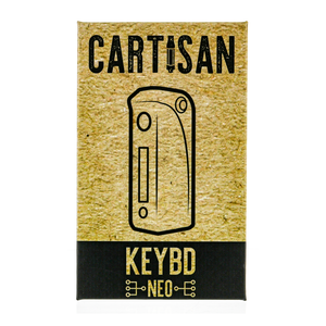 Cartisan | KeyBD NEO | for sale at Modest Hemp Co.