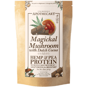 The Brother's Apothecary - Dutch Cocoa Hemp Protein Powder