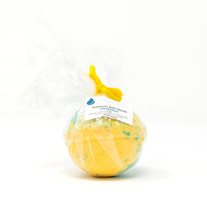 Bawlmer CBD Bathbombs- Island Citrus