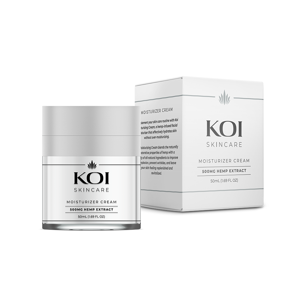 Koi CBD Skincare Moisturizer for sale at Modest Hemp Co.