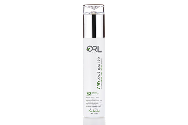 ORL CBD Tooth Paste