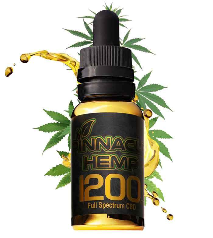 Pinnacle CBD Oil Tincture