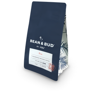 Bean and Bud CBD Coffee- Rise