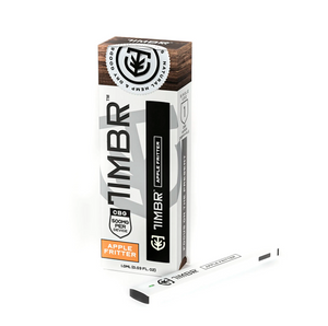 TIMBR Organics - Apple Fritter CBG Disposable Vape Pen at Modest Hemp Co.