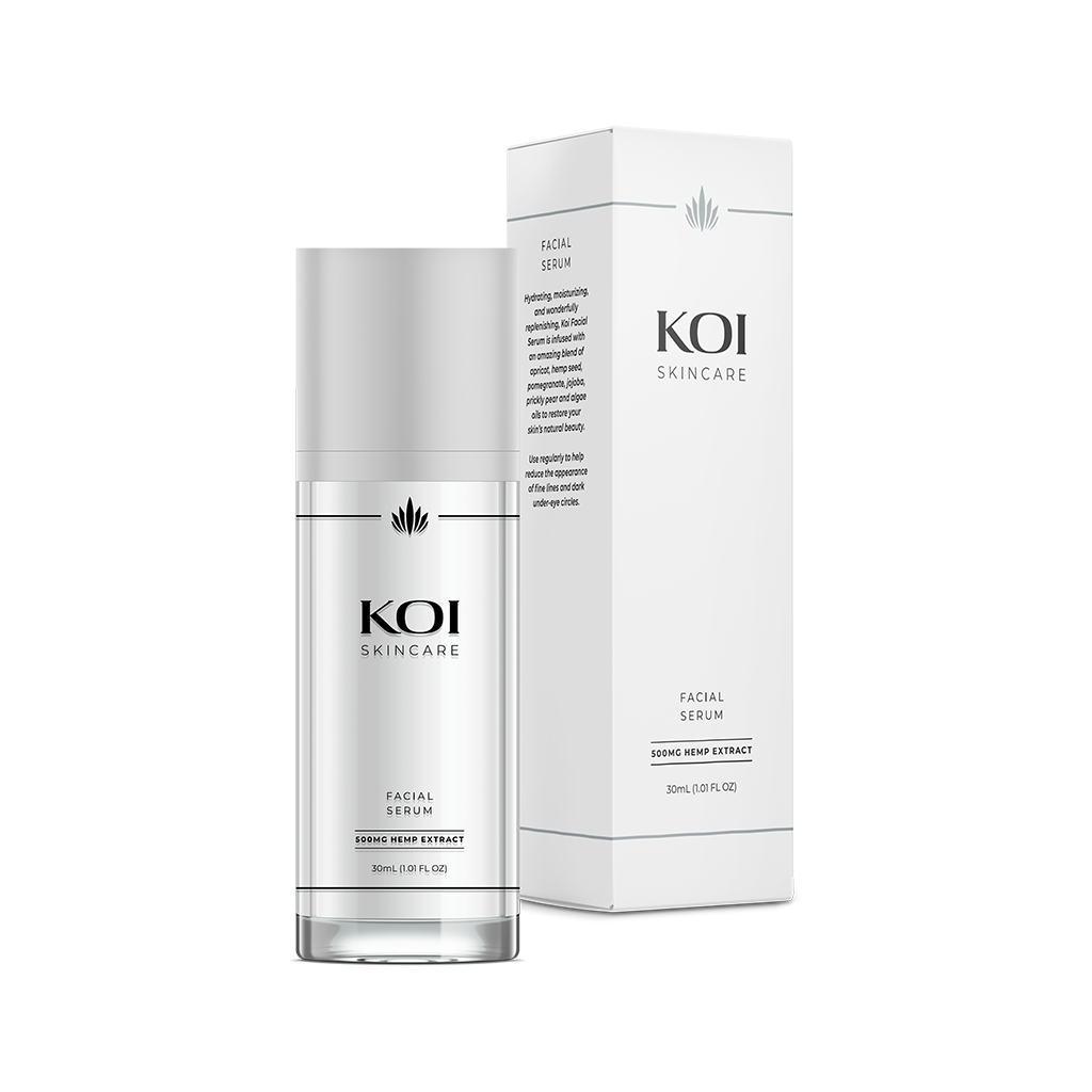 Koi CBD Skincare Facial Cleanser for sale at Modest Hemp Co.