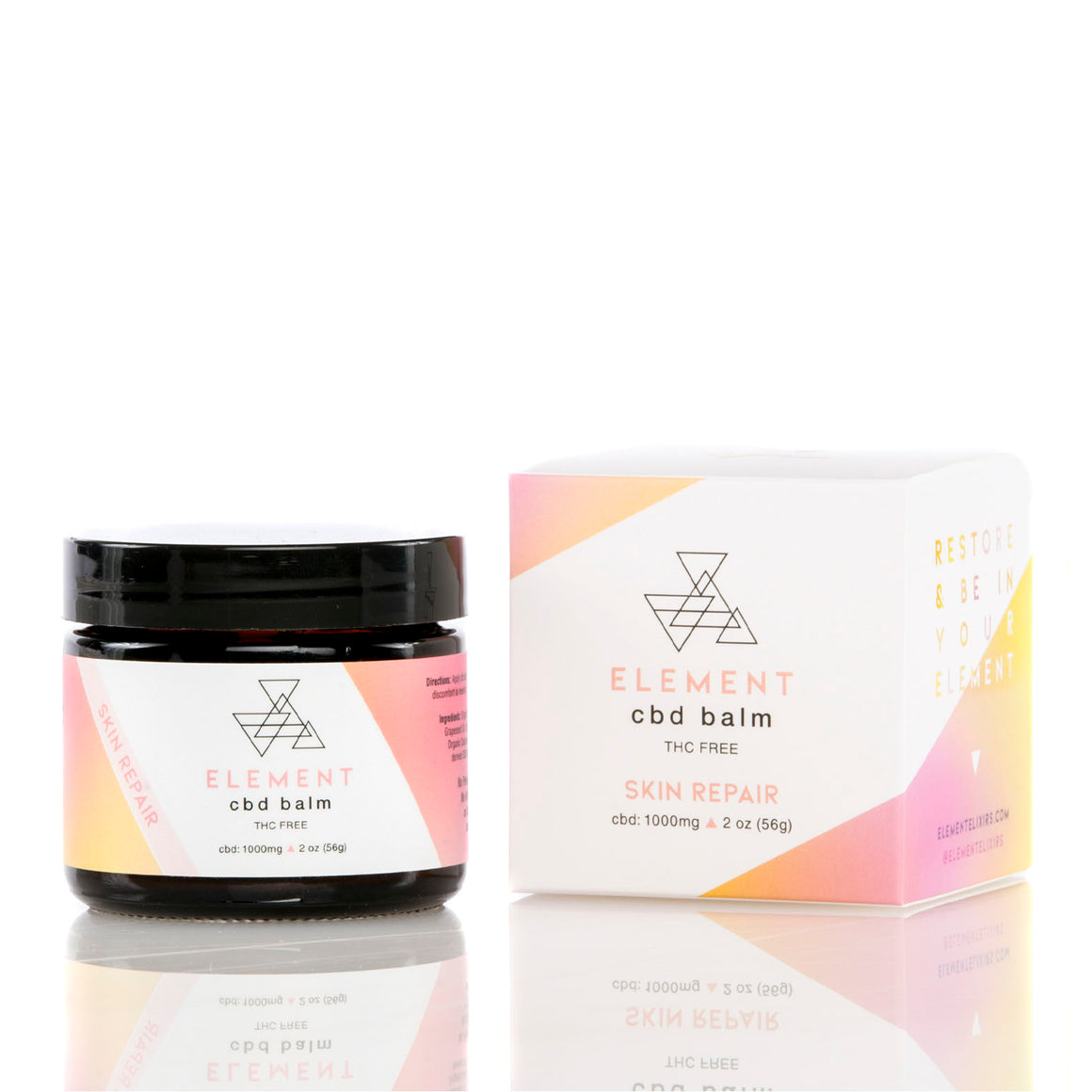 Element CBD Topical- Skin Repair Balm
