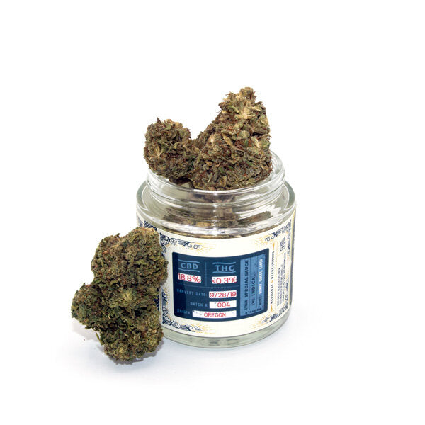 Botany Farms CBD Hemp Flower - Special Sauce at Modest Hemp Co.
