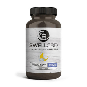 Swell Hemp Melatonin Capsule