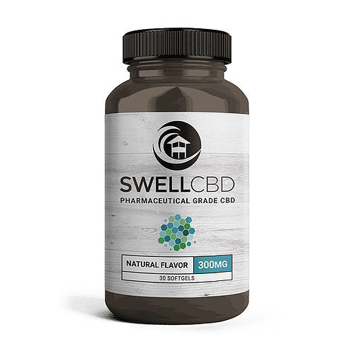 Swell Hemp Natural Capsules