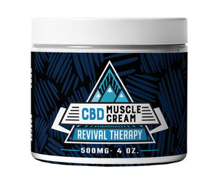 Revival CBD Topical- Muscle Cream