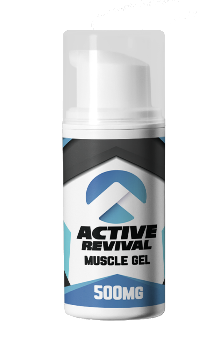 Revival CBD Topical- Active Muscle Gel
