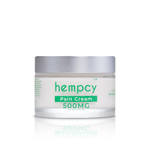 Hempcy CBD Topical- Pain Cream