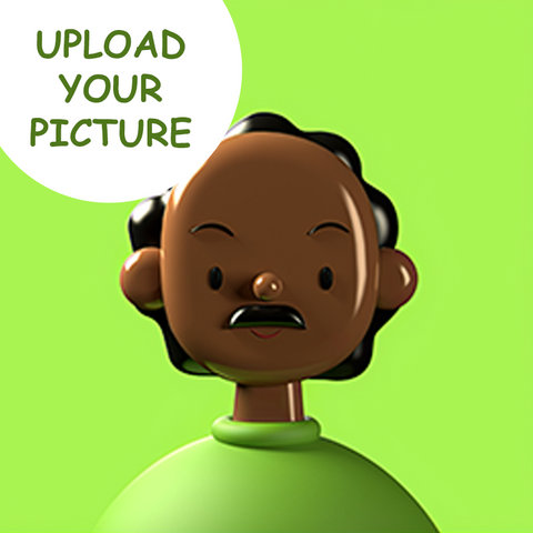 Custom Your Face 3d Avatars For Your Design Mockups And Personal Use.