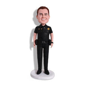 Military Custom Bobblehead In Basic Dress Uniform Custom Bobblehead POLICE&SOLDIER My Bobblehead