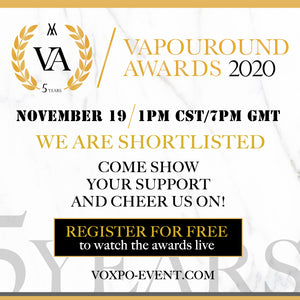 Vapouround Awards 2020