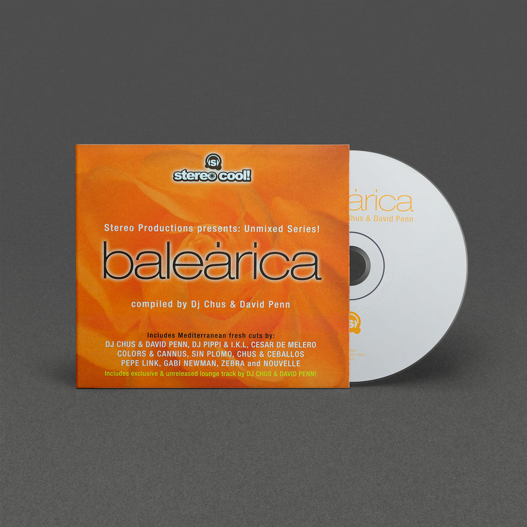 SPCD005 Balearica - Compiled by DJ Chus & David Penn