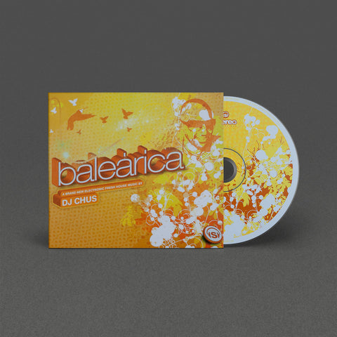 SPCD014 Balearica - A Brand New Electronic Fresh House Music by DJ Chus