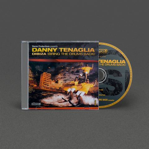 SP036CD Danny Tenaglia - Dibiza (Bring The Drums Back) CD Maxi-Single