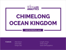 Load image into Gallery viewer, Chimelong Ocean Kingdom Attendance Profile & Demographics