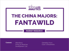 Load image into Gallery viewer, Major Chinese Theme Parks: Fantawild (2018 Edition)