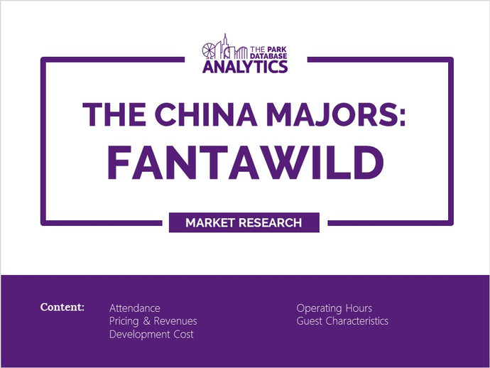 Major Chinese Theme Parks: Fantawild (2018 Edition)