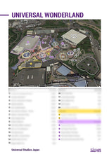Load image into Gallery viewer, Sizing Benchmark Report - Universal Studios Japan