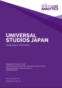 Sizing Benchmark Report - Universal Studios Japan